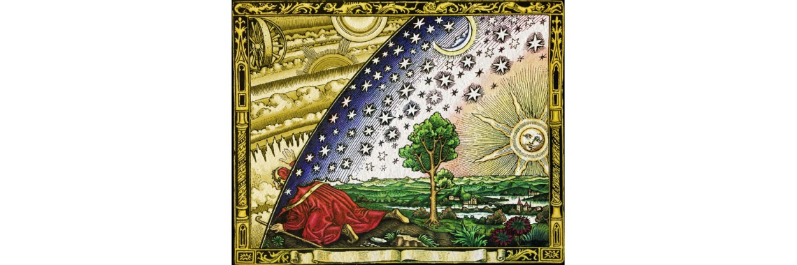 THE-FLAMMARION- FLAT-EARTH