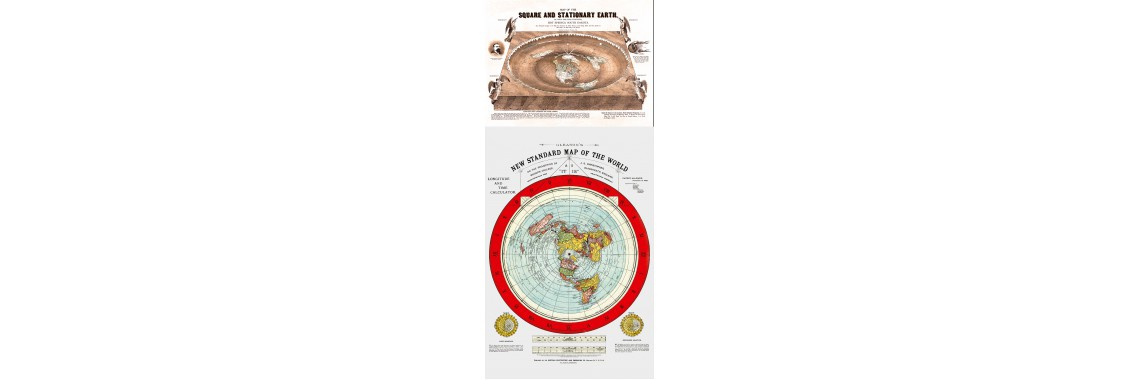 Flat-Earth-Maps-SET